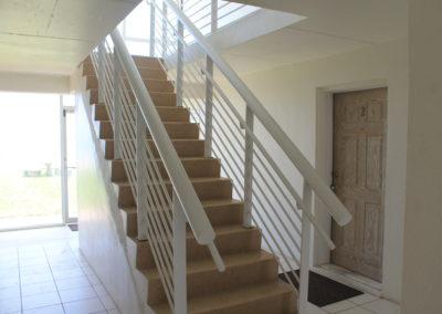 Cocoa Beach Villas staircase