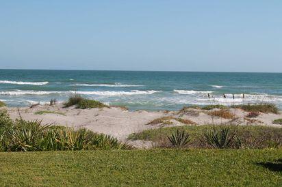 Cocoa Beach Villas view